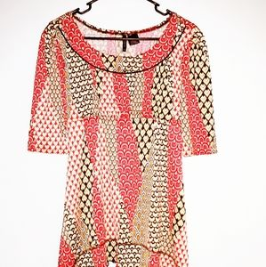 New Directions dress multicolored sz M